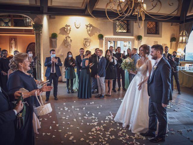 Il matrimonio di Raffaella e Claudio a Firenze, Firenze 49
