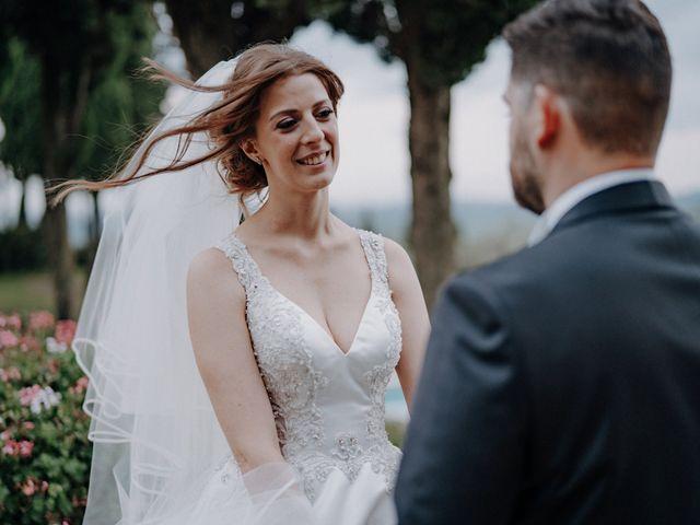 Il matrimonio di Raffaella e Claudio a Firenze, Firenze 54