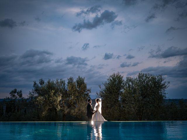 Il matrimonio di Raffaella e Claudio a Firenze, Firenze 56