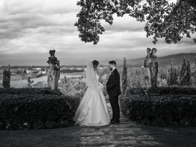 Il matrimonio di Raffaella e Claudio a Firenze, Firenze 57