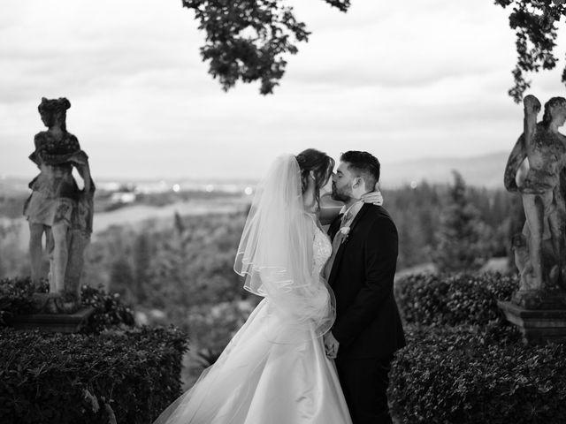 Il matrimonio di Raffaella e Claudio a Firenze, Firenze 58