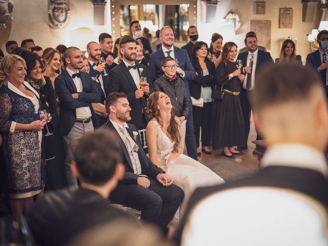 Il matrimonio di Raffaella e Claudio a Firenze, Firenze 60