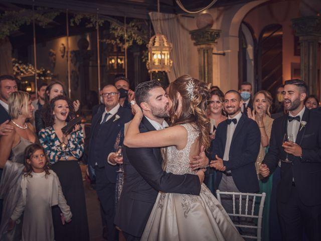Il matrimonio di Raffaella e Claudio a Firenze, Firenze 79