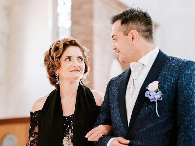 Il matrimonio di Alessio e Micaela a Verona, Verona 106