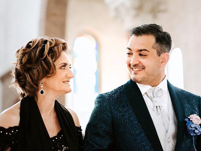 Il matrimonio di Alessio e Micaela a Verona, Verona 108