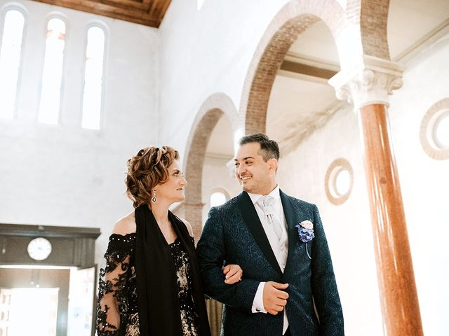 Il matrimonio di Alessio e Micaela a Verona, Verona 110