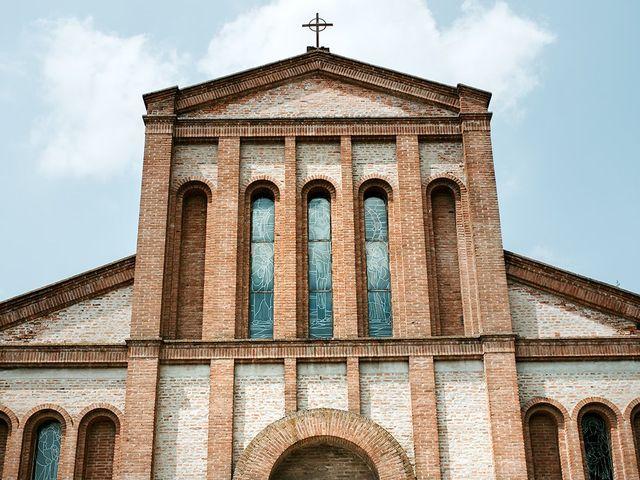 Il matrimonio di Alessio e Micaela a Verona, Verona 112