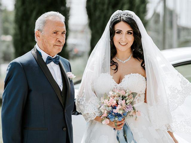 Il matrimonio di Alessio e Micaela a Verona, Verona 121