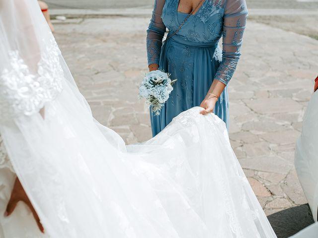 Il matrimonio di Alessio e Micaela a Verona, Verona 127