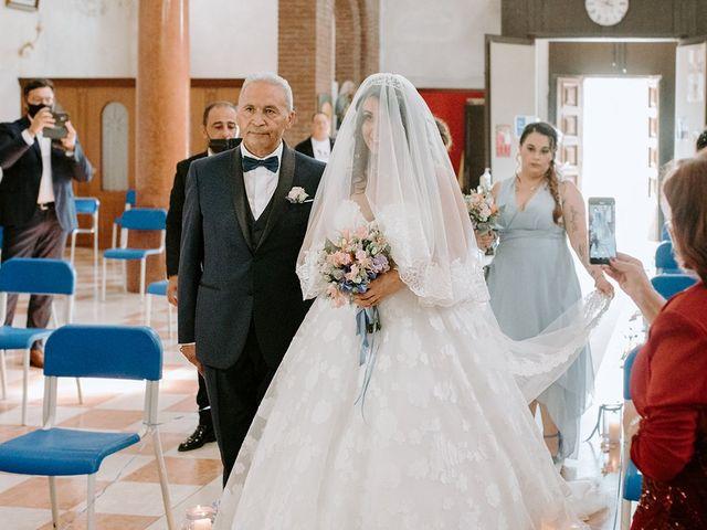 Il matrimonio di Alessio e Micaela a Verona, Verona 132