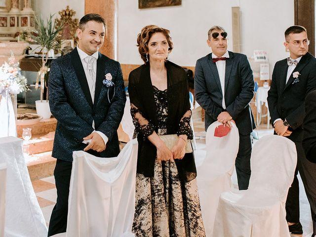Il matrimonio di Alessio e Micaela a Verona, Verona 133