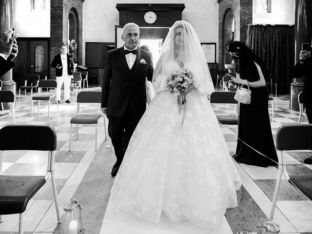 Il matrimonio di Alessio e Micaela a Verona, Verona 135