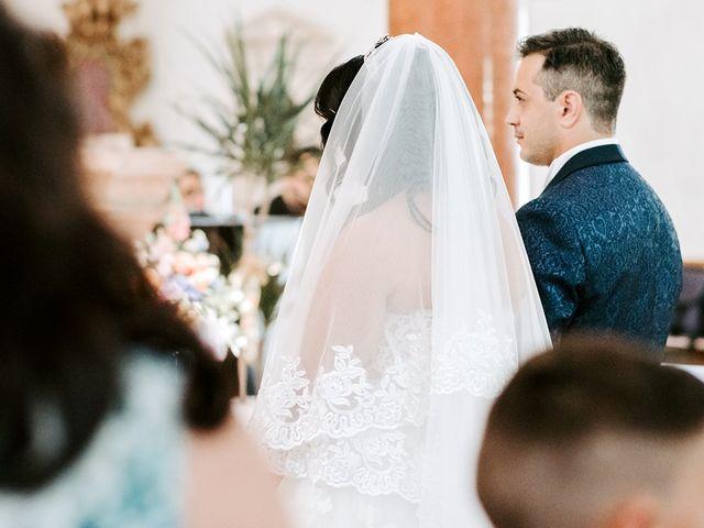 Il matrimonio di Alessio e Micaela a Verona, Verona 149