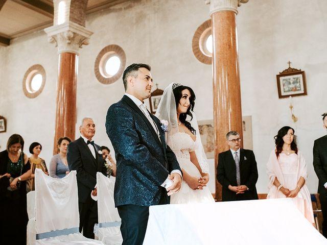Il matrimonio di Alessio e Micaela a Verona, Verona 152