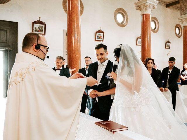 Il matrimonio di Alessio e Micaela a Verona, Verona 159