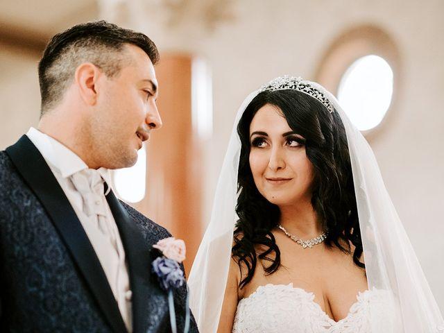 Il matrimonio di Alessio e Micaela a Verona, Verona 172