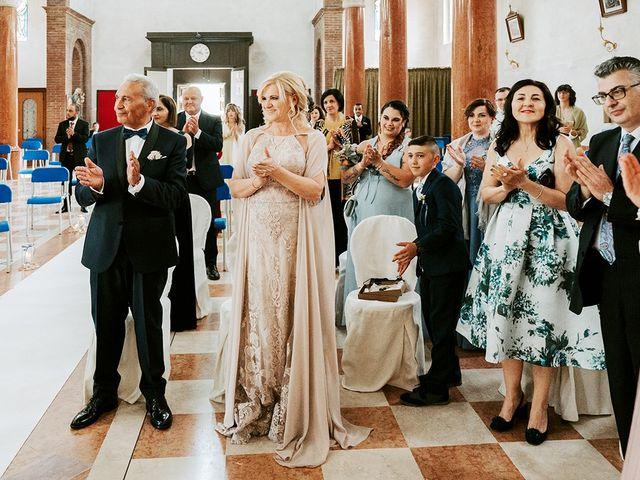 Il matrimonio di Alessio e Micaela a Verona, Verona 181