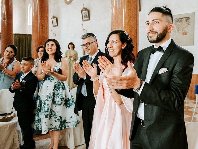 Il matrimonio di Alessio e Micaela a Verona, Verona 182