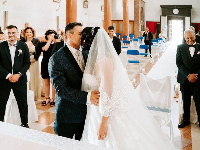 Il matrimonio di Alessio e Micaela a Verona, Verona 183