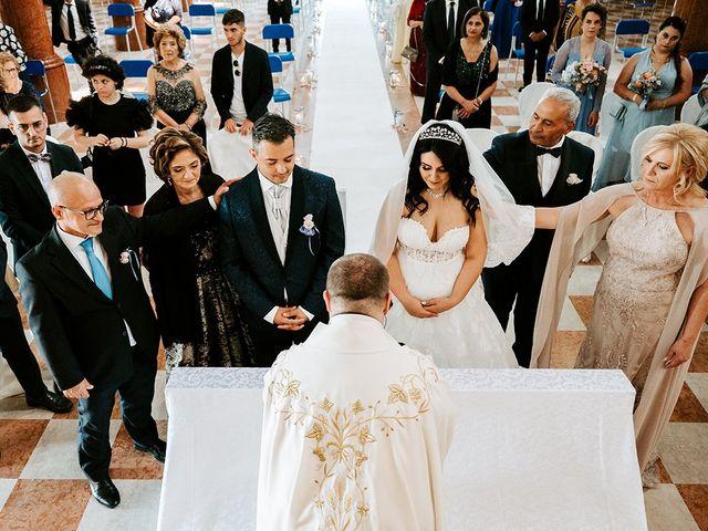 Il matrimonio di Alessio e Micaela a Verona, Verona 184