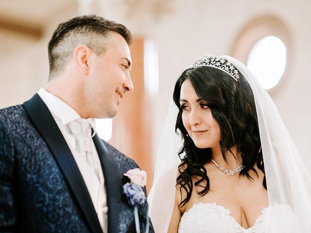 Il matrimonio di Alessio e Micaela a Verona, Verona 198