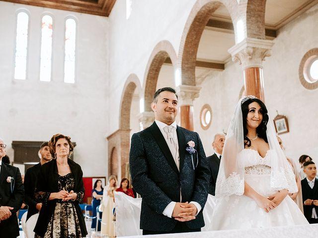 Il matrimonio di Alessio e Micaela a Verona, Verona 201