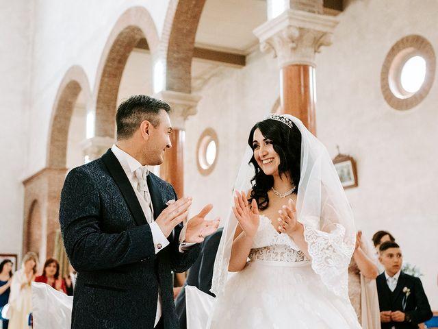 Il matrimonio di Alessio e Micaela a Verona, Verona 202
