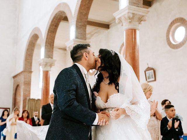 Il matrimonio di Alessio e Micaela a Verona, Verona 203