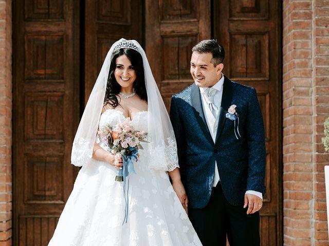 Il matrimonio di Alessio e Micaela a Verona, Verona 205
