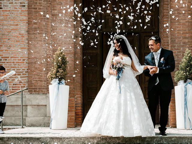 Il matrimonio di Alessio e Micaela a Verona, Verona 206
