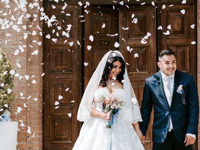 Il matrimonio di Alessio e Micaela a Verona, Verona 207