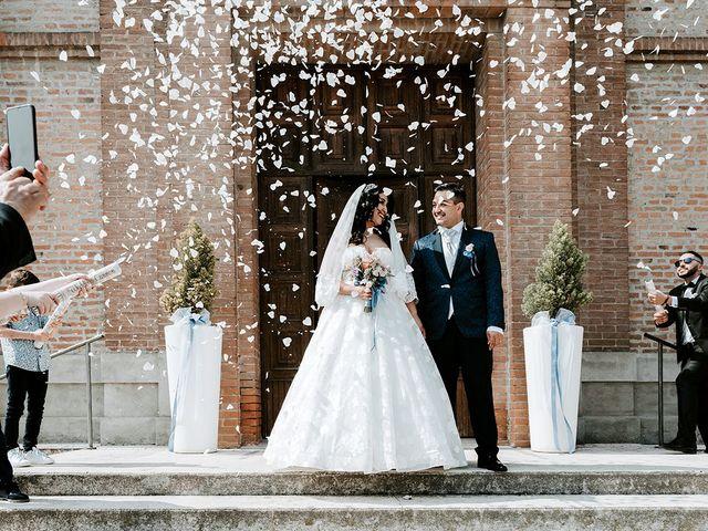 Il matrimonio di Alessio e Micaela a Verona, Verona 208