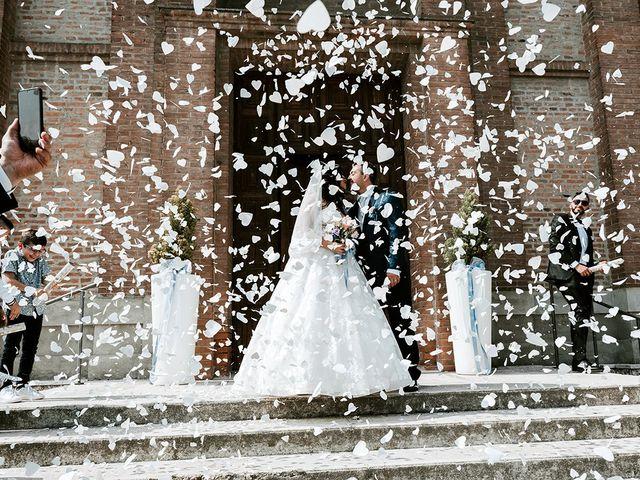 Il matrimonio di Alessio e Micaela a Verona, Verona 209
