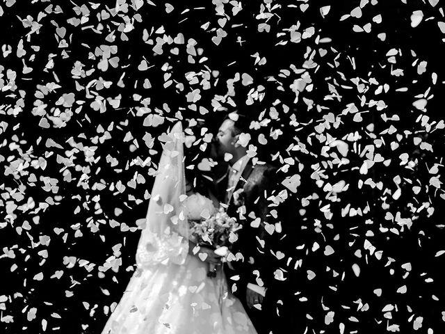 Il matrimonio di Alessio e Micaela a Verona, Verona 210