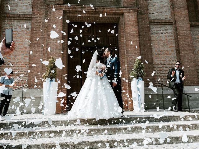 Il matrimonio di Alessio e Micaela a Verona, Verona 211