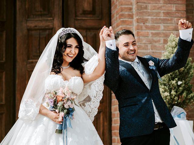 Il matrimonio di Alessio e Micaela a Verona, Verona 212
