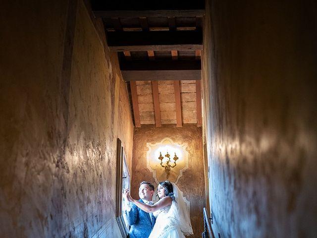 Il matrimonio di Alessio e Micaela a Verona, Verona 218