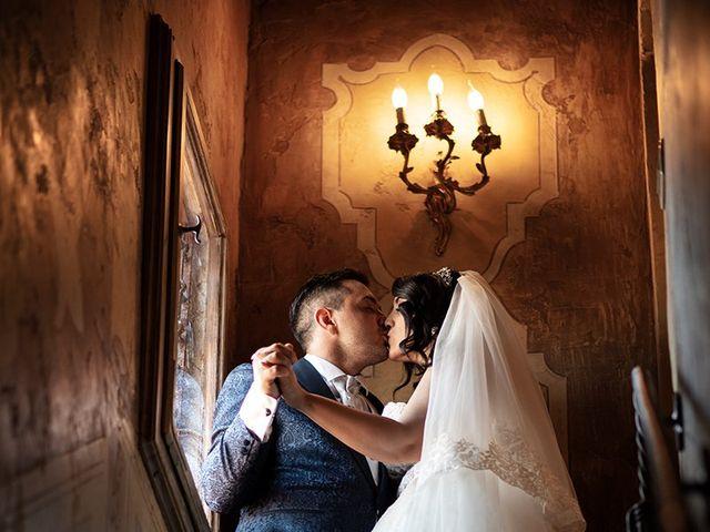 Il matrimonio di Alessio e Micaela a Verona, Verona 219