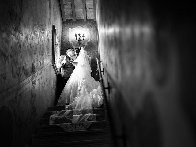 Le nozze di Micaela e Alessio