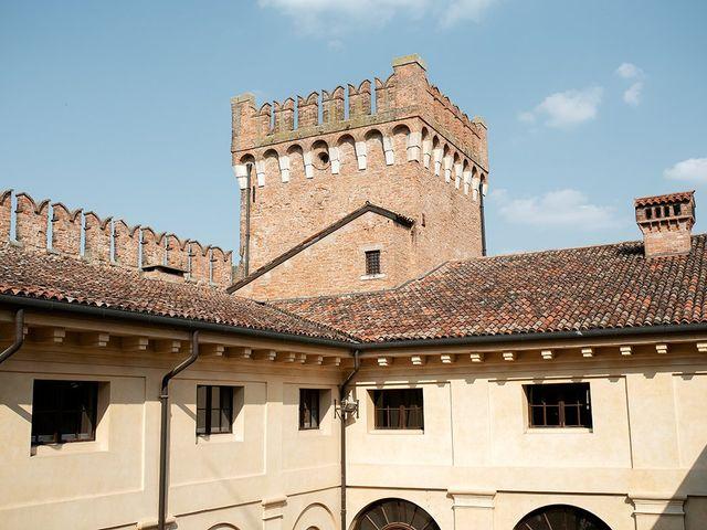 Il matrimonio di Alessio e Micaela a Verona, Verona 238