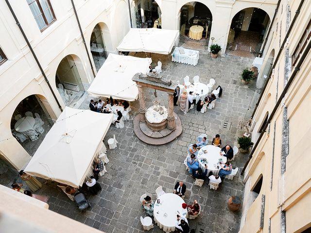 Il matrimonio di Alessio e Micaela a Verona, Verona 239
