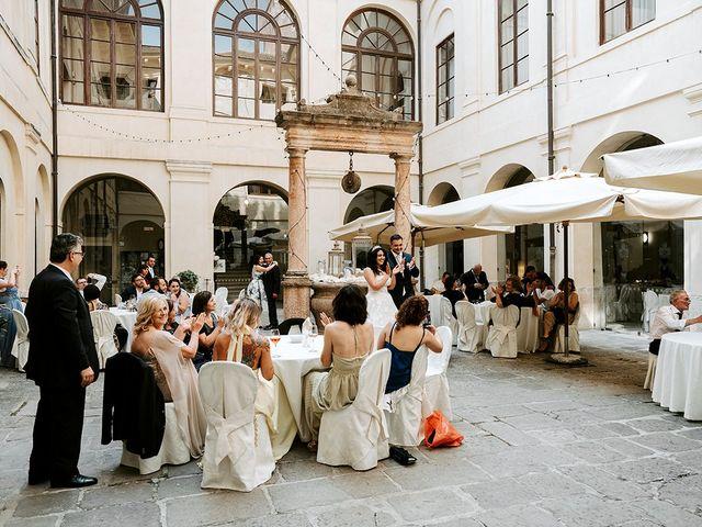 Il matrimonio di Alessio e Micaela a Verona, Verona 240