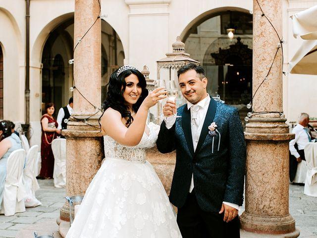 Il matrimonio di Alessio e Micaela a Verona, Verona 244