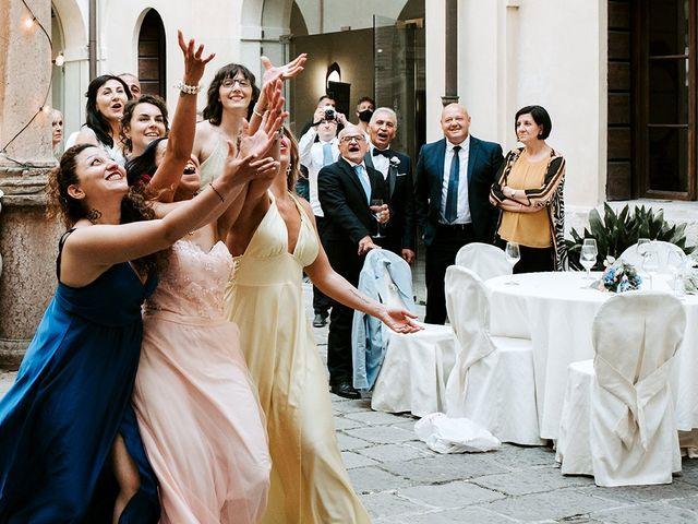 Il matrimonio di Alessio e Micaela a Verona, Verona 256