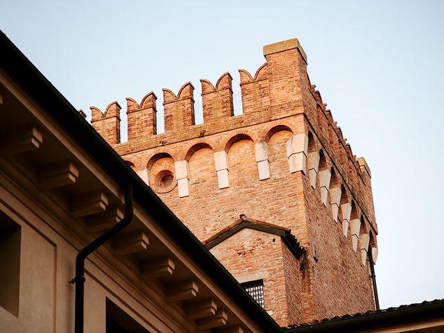 Il matrimonio di Alessio e Micaela a Verona, Verona 316