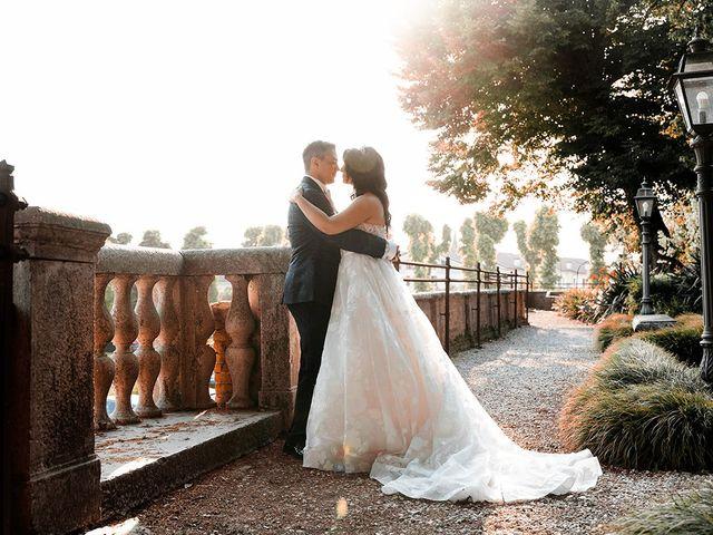 Il matrimonio di Alessio e Micaela a Verona, Verona 319
