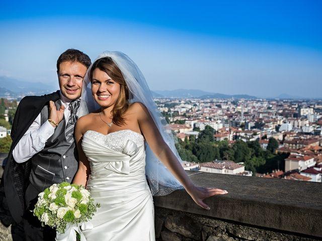 le nozze di Mattia e Isabel