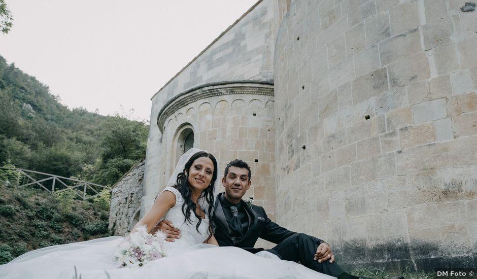 Il matrimonio di Ugo e Annalisa a Serramonacesca, Pescara