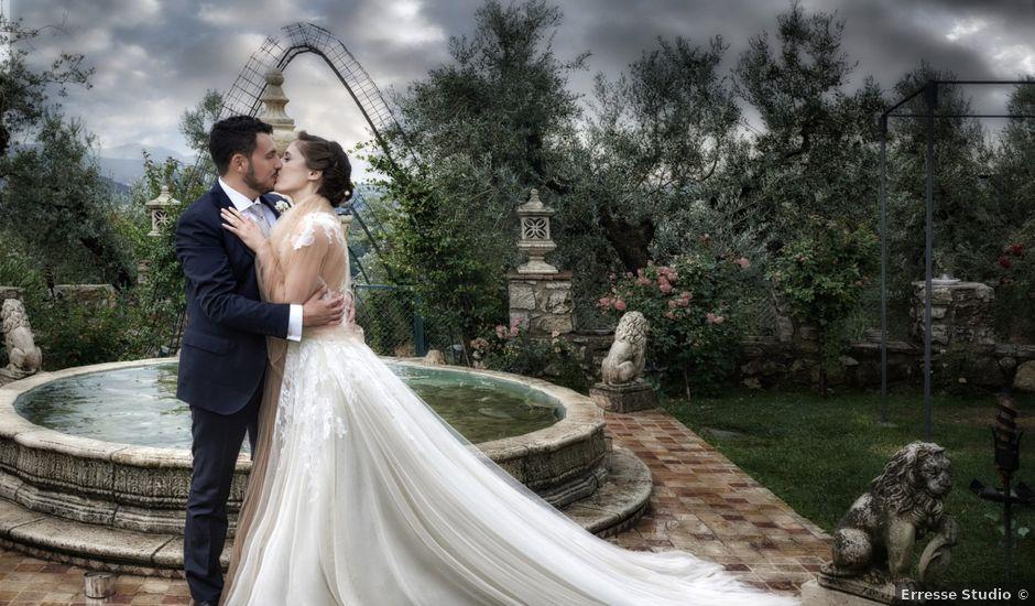 Il matrimonio di Leandro e Sofia a Monteleone Sabino, Rieti