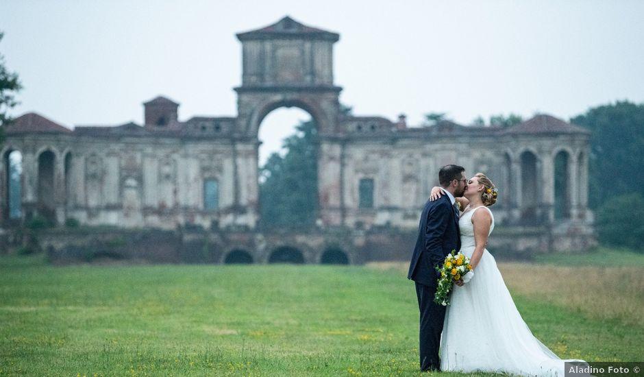 Il matrimonio di Matteo e Grazia a Chignolo Po, Pavia